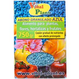 ABONO MINERAL GRANULADO AZUL 750 gr.
