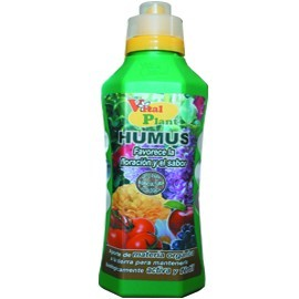 HUMUS LÍQUIDO 750 ml.