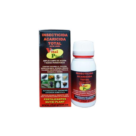 Insecticida - Acaricida Total Concentrado Emulsionable